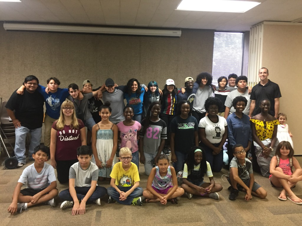 Teen Camp 2018