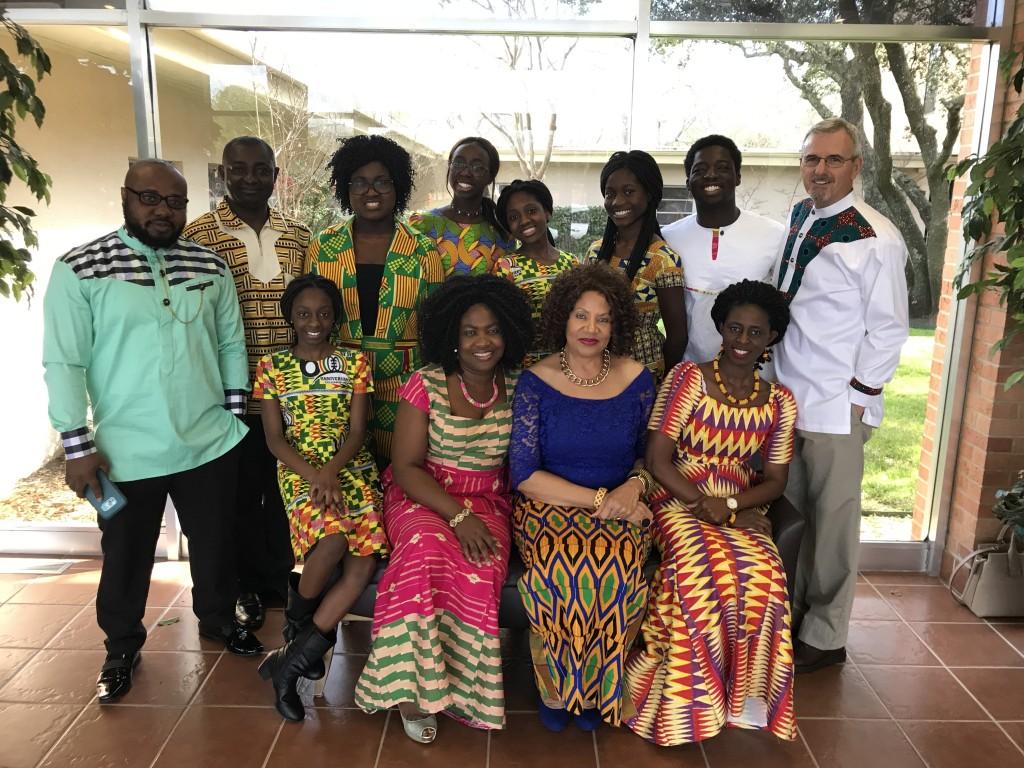 Ghana Family