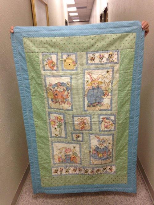 Prayer Quilt front